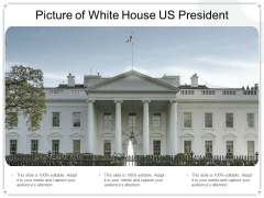 Picture Of White House Us President Ppt PowerPoint Presentation Gallery Graphic Tips