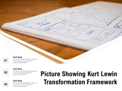 Picture Showing Kurt Lewin Transformation Framework Ppt PowerPoint Presentation Icon Styles PDF
