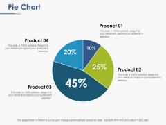 Pie Chart Ppt PowerPoint Presentation File Background