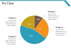 Pie Chart Ppt PowerPoint Presentation File Pictures