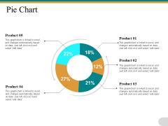 Pie Chart Ppt PowerPoint Presentation File Slide Download