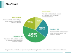 Pie Chart Ppt PowerPoint Presentation Icon Outline