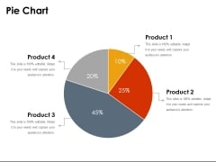 Pie Chart Ppt PowerPoint Presentation Icon Templates