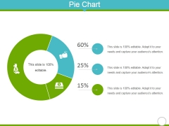 Pie Chart Ppt Powerpoint Presentation Infographic Template Diagrams