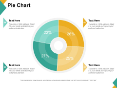 Pie Chart Ppt PowerPoint Presentation Infographic Template Graphics Example