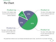 Pie Chart Ppt PowerPoint Presentation Infographic Template Summary