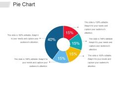 Pie Chart Ppt PowerPoint Presentation Infographics Templates