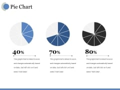 Pie Chart Ppt PowerPoint Presentation Professional Graphics