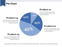 Pie Chart Ppt PowerPoint Presentation Slide
