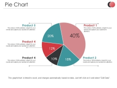 Pie Chart Ppt PowerPoint Presentation Slides Files