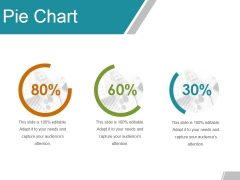Pie Chart Ppt PowerPoint Presentation Summary Slide