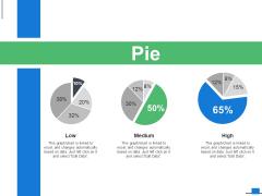 Pie Financial Graph Ppt PowerPoint Presentation Gallery Gridlines