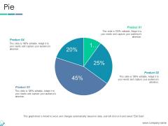 Pie Ppt PowerPoint Presentation Infographic Template Designs