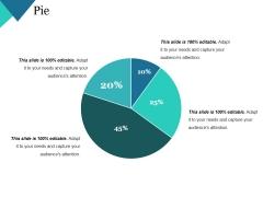 Pie Ppt PowerPoint Presentation Slides Graphics Pictures