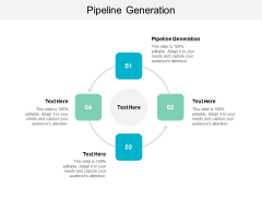 Pipeline Generation Ppt PowerPoint Presentation Layouts Designs Cpb