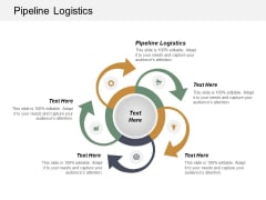 Pipeline Logistics Ppt PowerPoint Presentation Infographic Template Slide Download Cpb