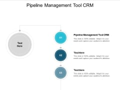 Pipeline Management Tool CRM Ppt PowerPoint Presentation Summary Picture Cpb