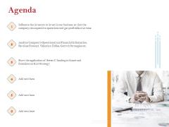 Pitch Deck For Raising Capital For Inorganic Growth Agenda Ideas PDF