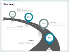 Pitch Deck For Raising Funds From Product Crowdsourcing Roadmap Slides PDF