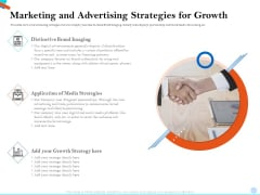 Pitch Presentation Raising Series C Funds Investment Company Marketing And Advertising Strategies For Growth Themes PDF