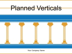 Planned Verticals Employee Engagement Ppt PowerPoint Presentation Complete Deck