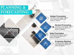 Planning And Forecasting Ppt Powerpoint Presentation Styles Graphic Images