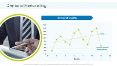 Planning And Predicting Of Logistics Management Demand Forecasting Formats PDF