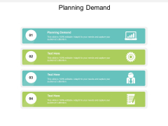 Planning Demand Ppt PowerPoint Presentation Infographics Graphics Cpb