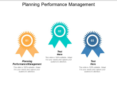 Planning Performance Management Ppt Powerpoint Presentation Icon Cpb