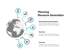 Planning Revenue Generation Ppt PowerPoint Presentation Layouts Graphics Example Cpb