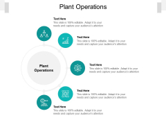 Plant Operations Ppt PowerPoint Presentation Professional Example Introduction Cpb Pdf