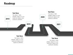 Plumbing Sanitary Works Roadmap Ppt Icon Diagrams PDF