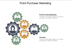 Point Purchase Marketing Ppt PowerPoint Presentation Ideas Design Inspiration Cpb