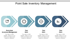 Point Sale Inventory Management Ppt PowerPoint Presentation Icon Template