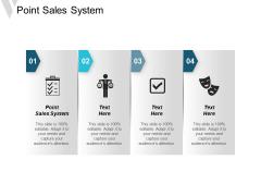 Point Sales System Ppt PowerPoint Presentation Model Portrait Cpb