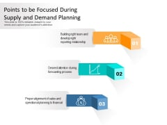 Points To Be Focused During Supply And Demand Planning Ppt PowerPoint Presentation Slides Shapes PDF