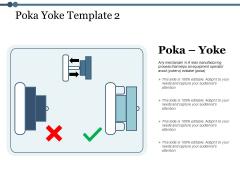 Poka Yoke Ppt PowerPoint Presentation Infographic Template Influencers
