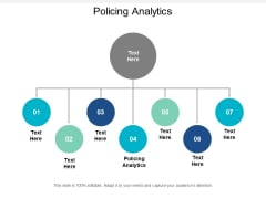 Policing Analytics Ppt PowerPoint Presentation Pictures Ideas Cpb