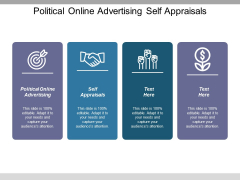 Political Online Advertising Self Appraisals Ppt PowerPoint Presentation Infographic Template Picture