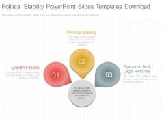 Political Stability Powerpoint Slides Templates Download