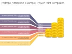 Portfolio Attribution Example Powerpoint Templates