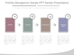 Portfolio Management Sample Ppt Sample Presentations