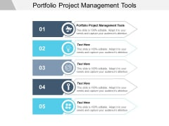 Portfolio Project Management Tools Ppt PowerPoint Presentation Layouts Picture Cpb
