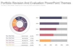 Portfolio Revision And Evaluation Powerpoint Themes