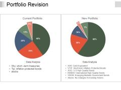 Portfolio Revision Ppt PowerPoint Presentation Visual Aids Infographic Template