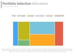 Portfolio Selection Allocation Ppt Slides