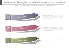 Positioning Strategies Template Presentation Graphics