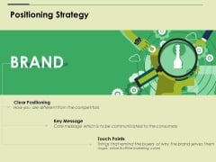 Positioning Strategy Ppt PowerPoint Presentation Portfolio Grid