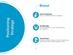 Positioning Strategy Ppt PowerPoint Presentation Visual Aids Files