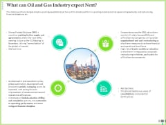 Post COVID Recovery Strategy Oil Gas Industry What Can Oil And Gas Industry Expect Next Diagrams PDF